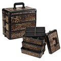 Seya Professional 3-Tier Cosmetic Makeup Case