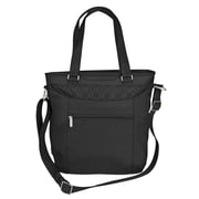 Travelon Anti-Theft Signature Tote Bag; Black