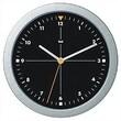 Bai Design 6'' Studio Modern Wall Clock; Formula 1 Black