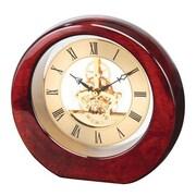 Chass DaVinci See Thru Desk Clock