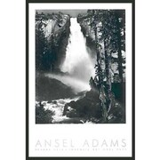 Frames By Mail 'Nevada' by Ansel Adams Framed Photographic Print