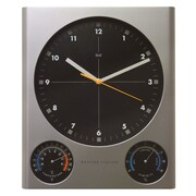 Bai Design Tank Weather Station Wall Clock