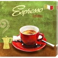 Global Gallery 'Espresso' by Skip Teller Stretched Canvas Art
