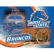 Holland Bar Stool NCAA Printed Canvas; Boise State