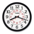 Lorell 14.75'' Military Wall Clock