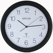 Kincaid Clocks 12.25'' Radio-Controlled Wall Clock