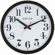 Kincaid Clocks 14'' Electric Wall Clock