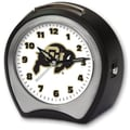 Cottage Garden Collegiate Alarm Table Clock; University of Colorado