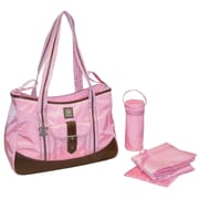 Kalencom Week-Ender Tote Diaper Bag; Power Pink