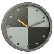 Bai Design 10'' Quadro Modern Wall Clock