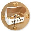 Lexington Studios 10'' Cannoli's Wall Clock