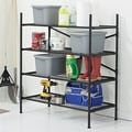 Cosco Home and Office 4 Shelf Folding Instant Storage Unit