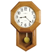 Howard Miller Chiming Quartz Elliot 13.5'' Wall Clock