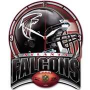 Wincraft NFL Atlanta Falcons Plaque Wall Clock