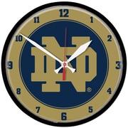 Wincraft Notre Dame 12.75'' Wall Clock