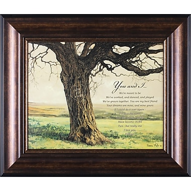 Art Effects Forever by Bonnie Mohr Framed Graphic Art