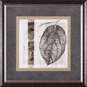 Art Effects Fall Leaves I by Christine Zalewski Framed Graphic Art
