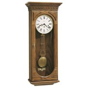 Howard Miller Chiming Key-Wound Westmont Wall Clock