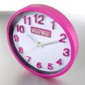 The Original Pink Box 9.75'' Wall Clock