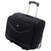 Olympia Deluxe Rolling Overnighter Business Tote