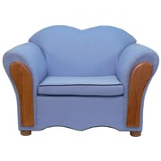 Fantasy Furniture Kid's Homey VIP Chair; Blue