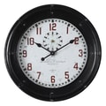 Uttermost Oversized 24.75'' Philly Wall Clock