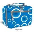 J World Cody Lunch Bag with Shoulder Strap; Target Blue