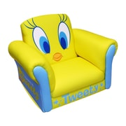 Harmony Kids Warner Brothers Tweety Deluxe Kid's Rocking Chair