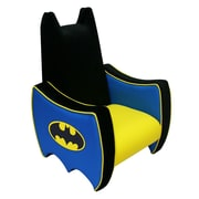 Harmony Kids Warner Brothers Batman Icon Kid's Novelty Chair