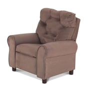 Hannah Baby Kid's Recliner; Tan