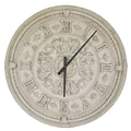 Design Toscano Grande Oversized 33.5'' Train Station Wall Clock