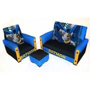 Harmony Kids Batman Kid's Sofa Set
