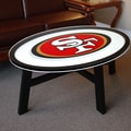 Fan Creations NFL Logo Coffee Table; San Francisco 49ers