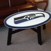 Fan Creations NFL Logo Coffee Table; Seattle Seahawks