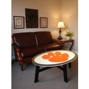 Fan Creations NCAA Coffee Table; Clemson