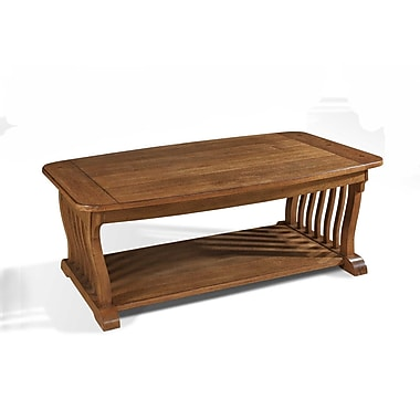 Somerton Dwelling Craftsman Coffee Table