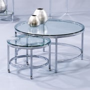 Bassett Mirror Patinoire Modular 2 Piece Coffee Table
