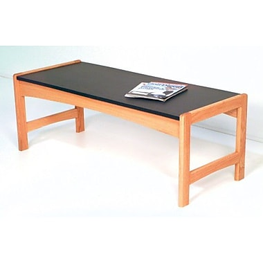 Wooden Mallet Dakota Coffee Table; Light Oak