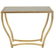 Safavieh Nancy Console Table; Gold