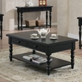 Winners Only, Inc. Quails Run Coffee Table; Ebony