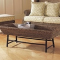 Padmas Plantation Basket Coffee Table