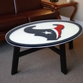 Fan Creations NFL Logo Coffee Table; Houston Texans