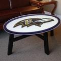 Fan Creations NFL Logo Coffee Table; Baltimore Ravens