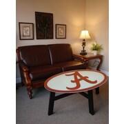 Fan Creations NCAA Coffee Table; Alabama