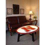 Fan Creations NCAA Coffee Table; Nebraska