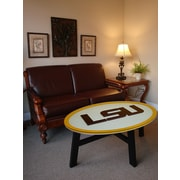 Fan Creations NCAA Coffee Table; LSU