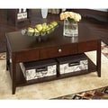 kathy ireland by Bush Grand Expressions Coffee Table