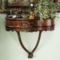 Design Toscano Camellia Wall Console Table