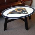 Fan Creations NFL Logo Coffee Table; St. Louis Rams