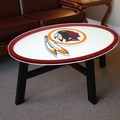 Fan Creations NFL Logo Coffee Table; Washington Redskins